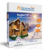 Алюминиевые радиаторы Lammin  PREMIUM