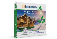 Радиатор алюм. ECO AL350-80- 8 (Lammin)