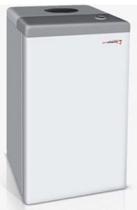 Электронезависимый напольный стальной газовый котёл Protherm Волк 12 KSO