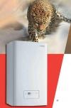 Настенные газовые котлы Protherm Гепард